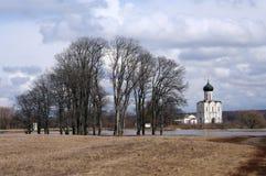 Orthodoxy kerk Royalty-vrije Stock Afbeelding