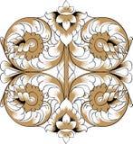 Orthodoxy pattern, Russia Stock Photography