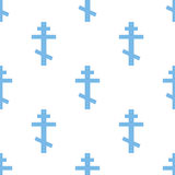 Orthodoxy seamless pattern Stock Images