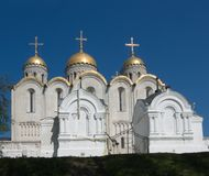 Orthodoxy temple stock photography