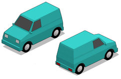 Orthographic van Stock Images