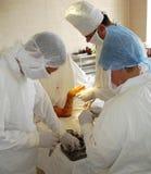 Orthopädische Operation Stockfotos