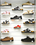 Orthopaedic shoes Royalty Free Stock Photography