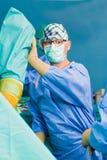 Orthopedic doctor Stock Photo
