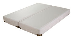 Orthopedic mattress Royalty Free Stock Image