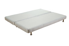Orthopedic mattress Stock Photo