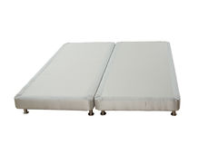 Orthopedic mattress Stock Images