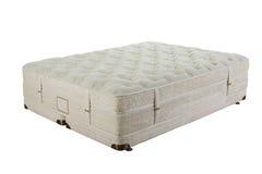 Orthopedic mattress. Isolated on white Royalty Free Stock Images