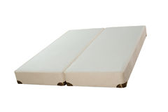 Orthopedic mattress Royalty Free Stock Photography