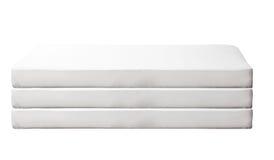 Orthopedic mattress. Isolated on white background royalty free stock images