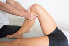 Orthopedic treatment Royalty Free Stock Photos