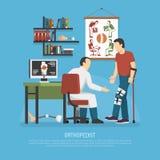 Orthopedics Design Concept Stock Photo