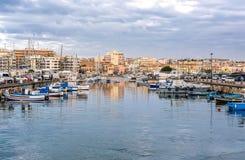 Ortigia, Сиракуз Сицилия, Италия стоковое фото rf