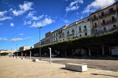 Ortigia island in Syracuse, Sicily Stock Photography