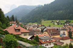 Ortisei Royalty Free Stock Photo