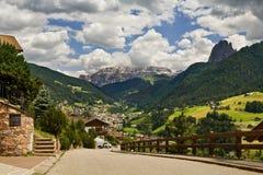 Ortisei, Italien Lizenzfreie Stockfotografie