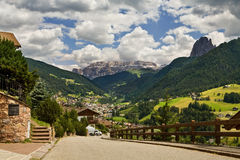 Ortisei, Italy Royalty Free Stock Photography
