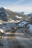 Ortisei, las dolomías, Italia septentrional Imagenes de archivo