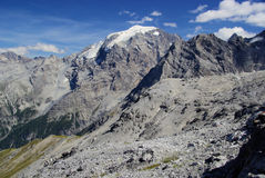 Ortler Alps Stock Image