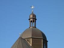 Ortodoksalna świątynia Zdjęcia Royalty Free