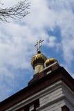 Ortodoksalna kaplica Obrazy Stock