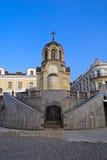 Ortodoksalna kaplica w Yalta Zdjęcia Royalty Free
