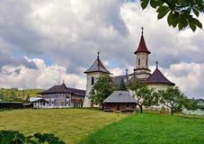 Ortodoksalna katedra Fotografia Stock