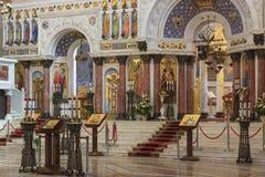 Ortodoksalna katedra w Petersburg Obraz Royalty Free