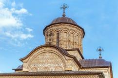 Ortodoksalnego kościół cupola obrazy royalty free