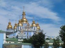 Ortodoksalny kościół Zdjęcie Royalty Free