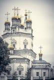 Ortodoksalny kościół Obraz Royalty Free