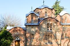 Ortodoksalny kościół A Obrazy Stock