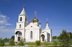 Ortodoksalny kościół, klasztor zdjęcia stock