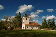 Ortodoksalny kościół Sirogojno Obrazy Royalty Free