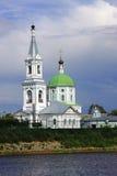 Ortodoksalny kościół St Catherine Zdjęcia Royalty Free