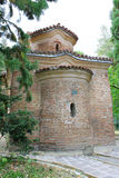 Ortodoksalny kościół w Boyana Obraz Stock