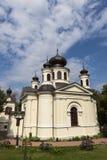 Ortodoksalny kościół w Chełmskim, Polska Fotografia Stock