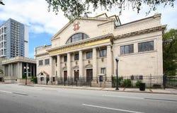 Ortodoksalny kościół w Orlando, Floryda zdjęcie royalty free