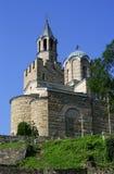 Ortodoksalny kościół w Veliko Tarnovo Zdjęcie Stock