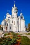 Ortodoksalny kościół archanioł Michael Obraz Royalty Free