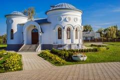 Ortodoksalny kościół archanioł Michael Zdjęcia Stock