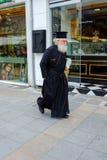 Ortodoksalny ksiądz Fotografia Royalty Free