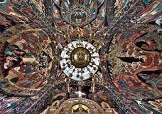 Ortodoksalny modlenia miejsce Fotografia Royalty Free