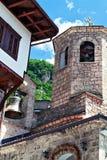 Ortodoksalny monaster A Obrazy Stock