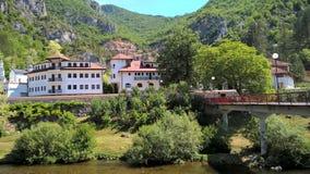 Ortodoksalny monaster Dobrun, Bośnia i Hercegovina, Obraz Stock