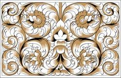 Ortodoksja wzór, Rosja Zdjęcie Royalty Free