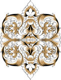 Ortodoksja wzór, Rosja Zdjęcia Royalty Free