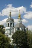 ortodoksyjna świątynia Obraz Royalty Free