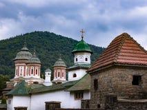 Ortodoksyjny monaster w Transylvania zdjęcia royalty free