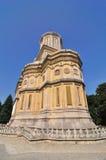 ortodoksyjny monasteru romanian zdjęcie royalty free